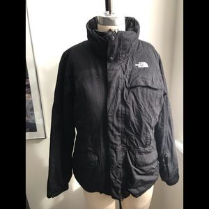 The North Face Hyvent Womens Goose Down Puffer